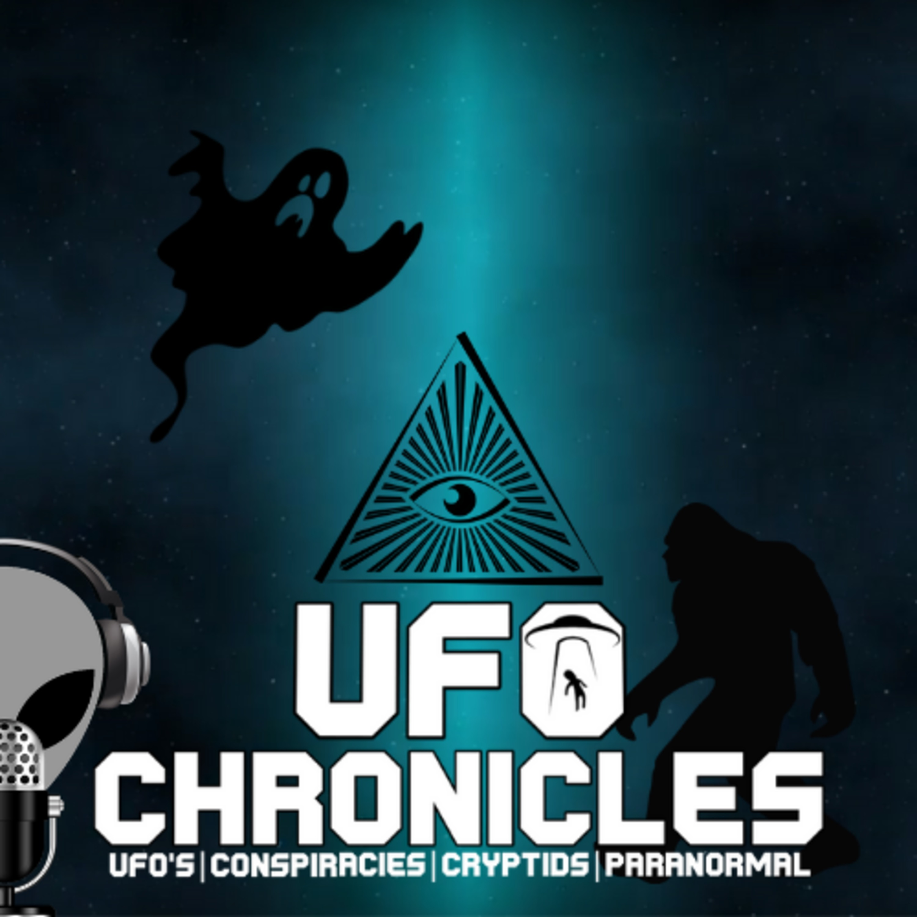 UFO Chronicles Podcast – Podcast – Podtail