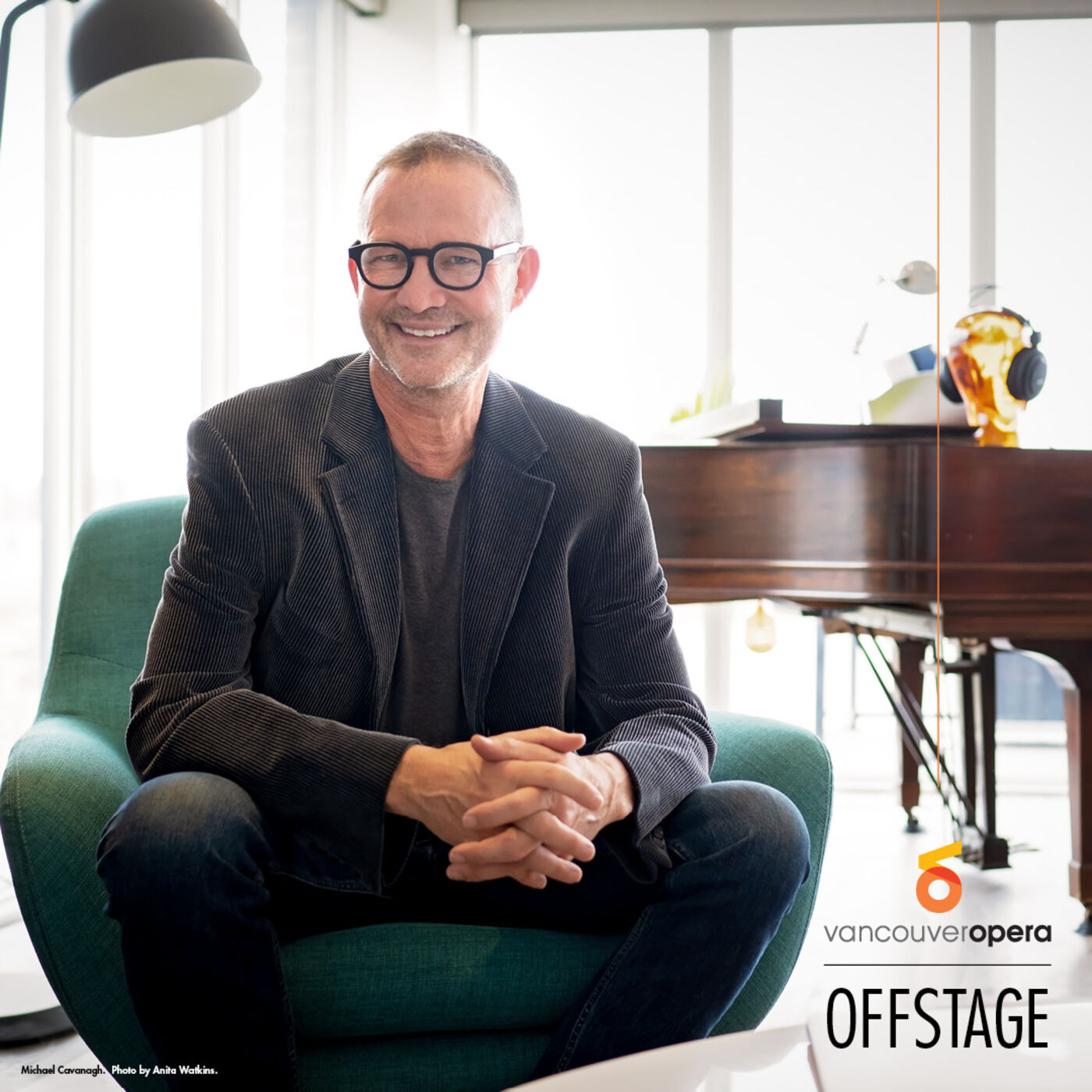 Episode 24   Bringing it home with prolific Canadian Stage Director Michael Cavanagh, Artistic Director of the Royal Swedish Opera