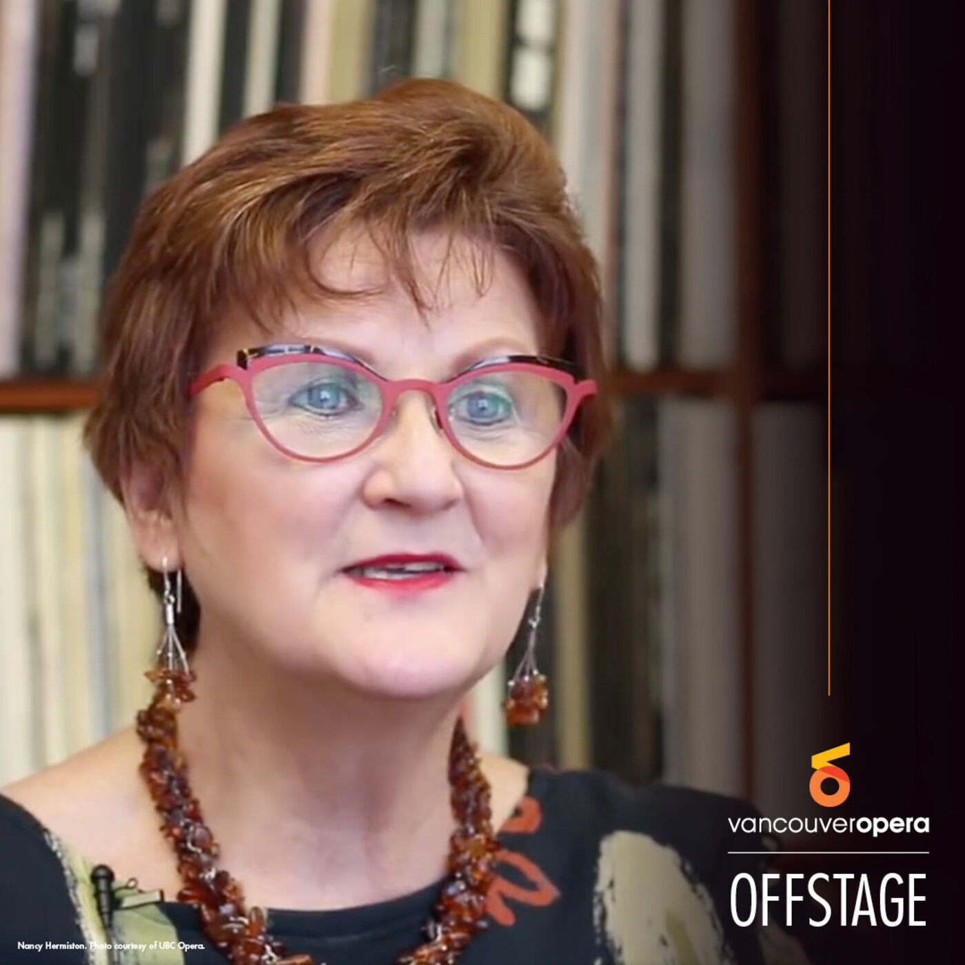 Episode 11   Shaping the voices of tomorrow with UBC Opera's legendary Nancy Hermiston