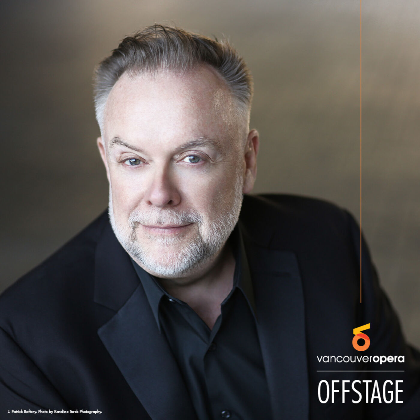 Episode 17   Singing with the Greats with Tenor and UBC Voice and Opera Professor J. Patrick Raftery