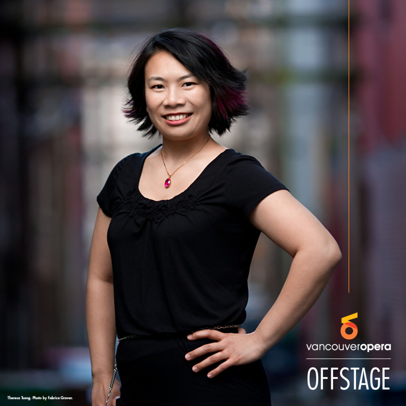 Episode 20   Adventures in Stage Management: Behind the Scenes with Theresa Tsang & Marijka Asbeek Brusse