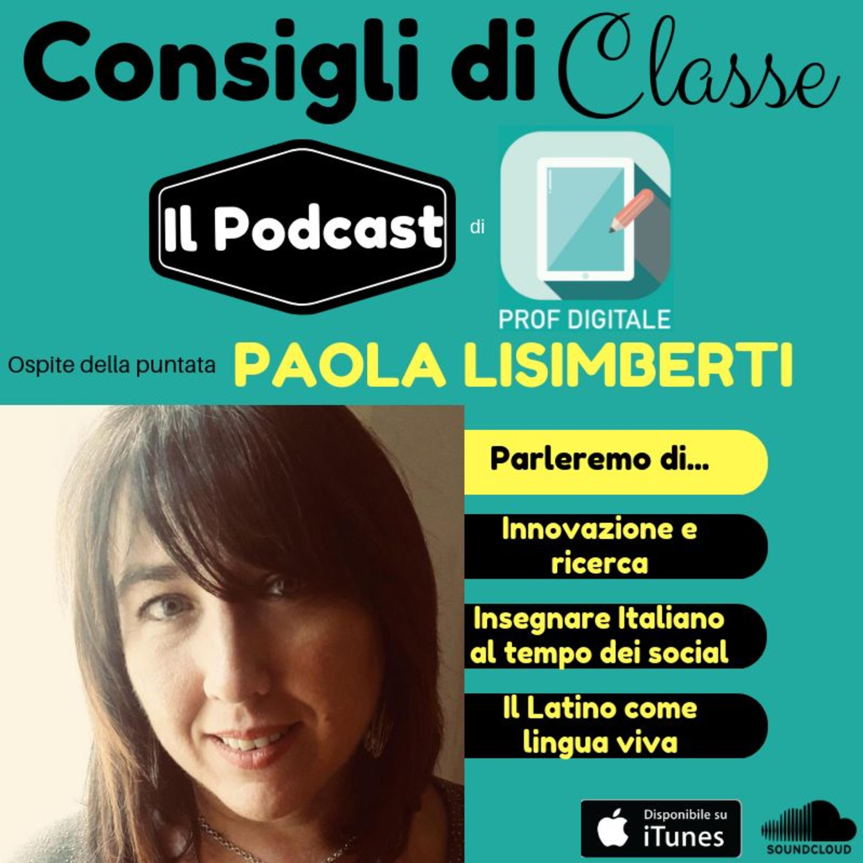 Consigli di Classe - 9 - Paola Lisimberti
