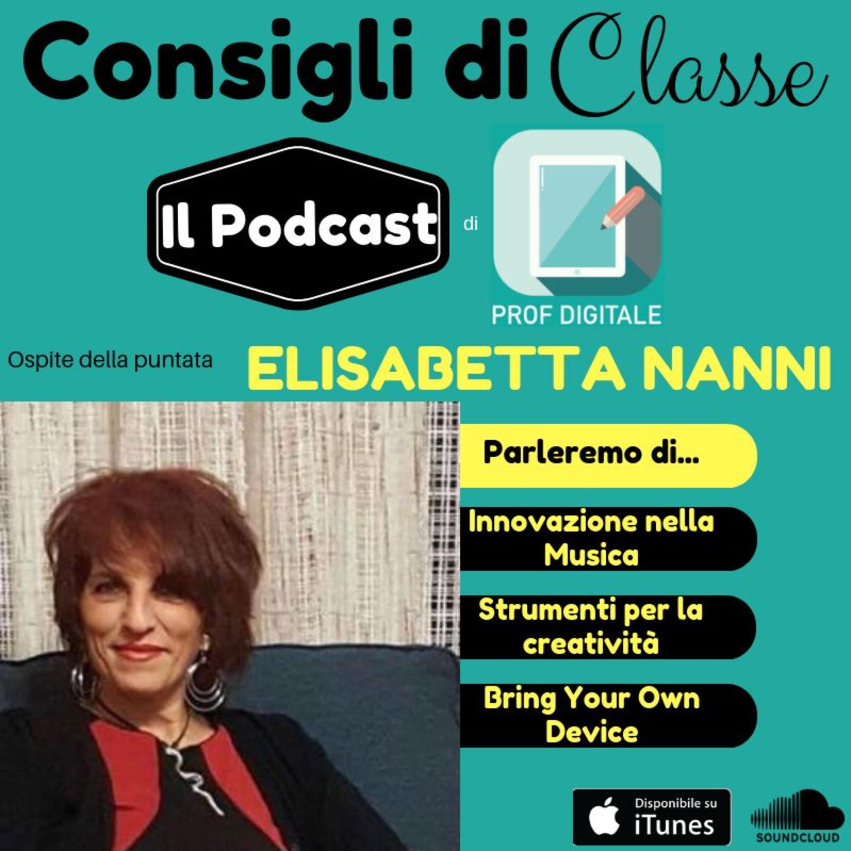 Consigli di Classe - 13 - Elisabetta Nanni
