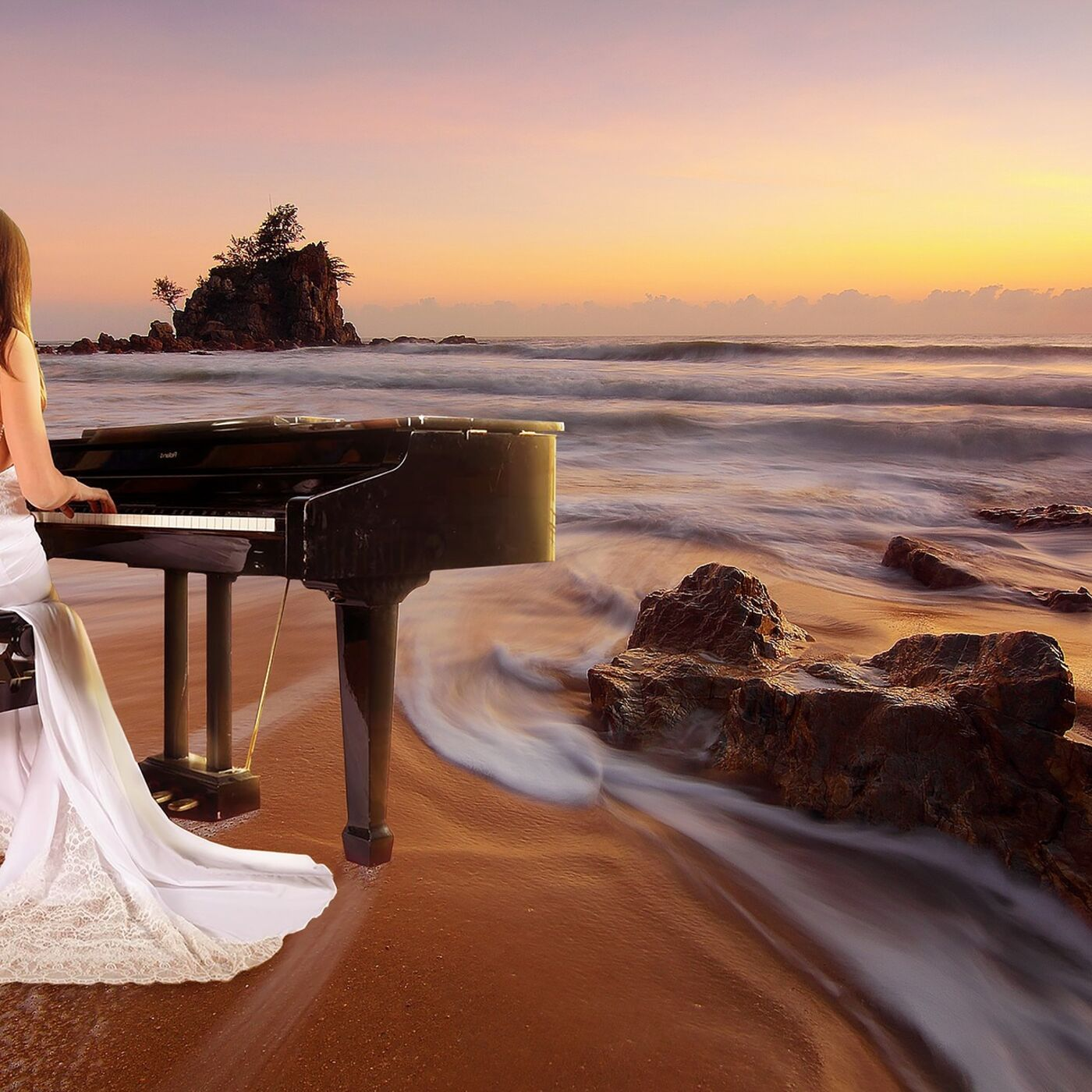 Healing Relaxation Music: 852Hz + 528Hz Solfeggio Frequencies