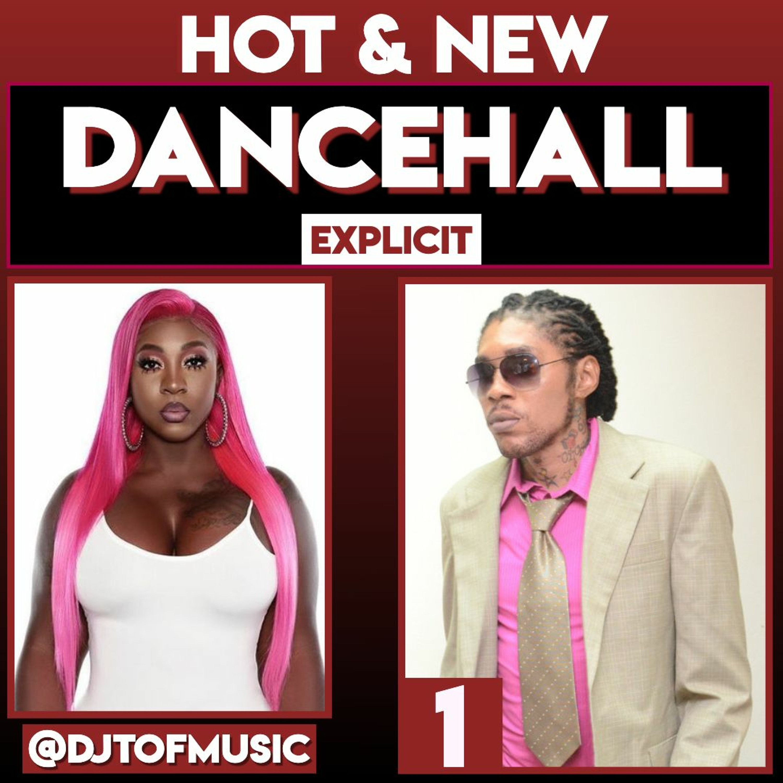 HOT & NEW DANCEHALL [ Mix 1 ]
