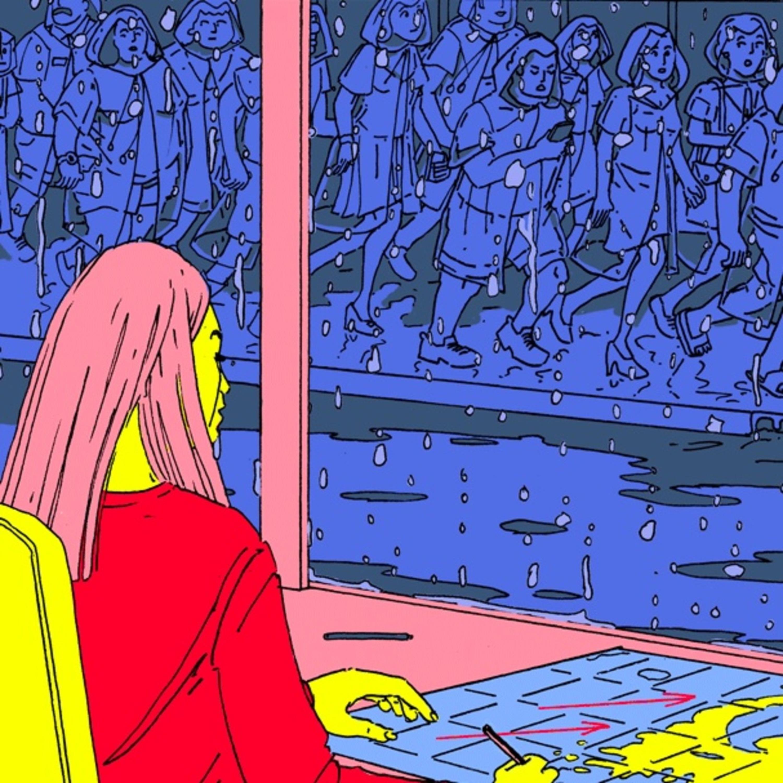 Aflevering 2 - Selin Kuşçu: Om niet te verdrinken
