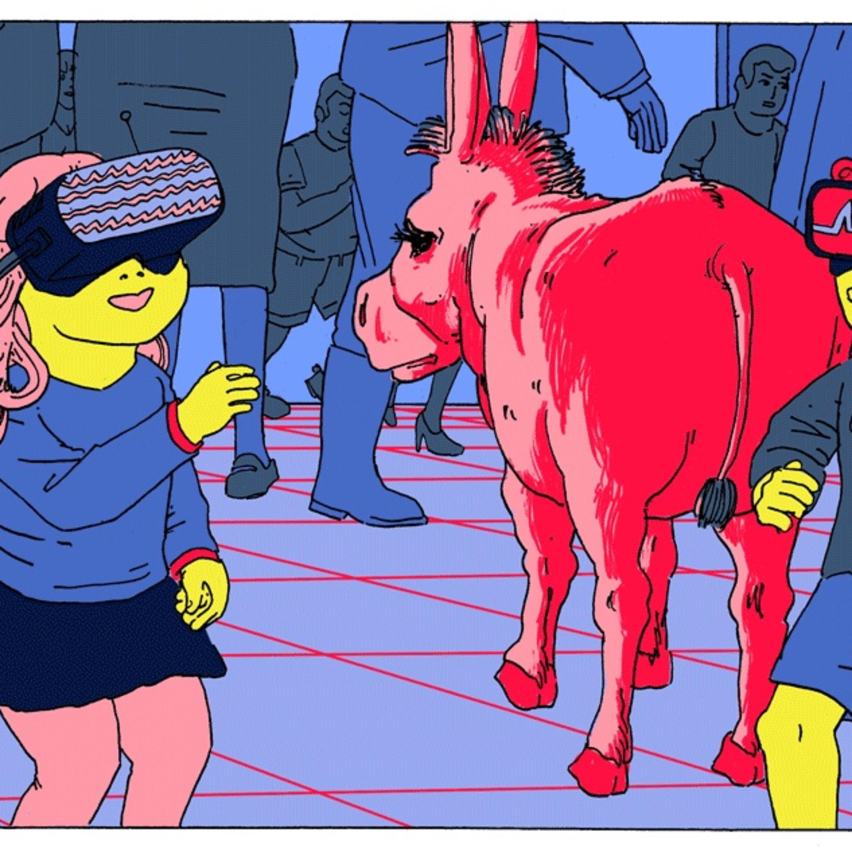 Aflevering 4 - Joost Oomen: De moderne ezel
