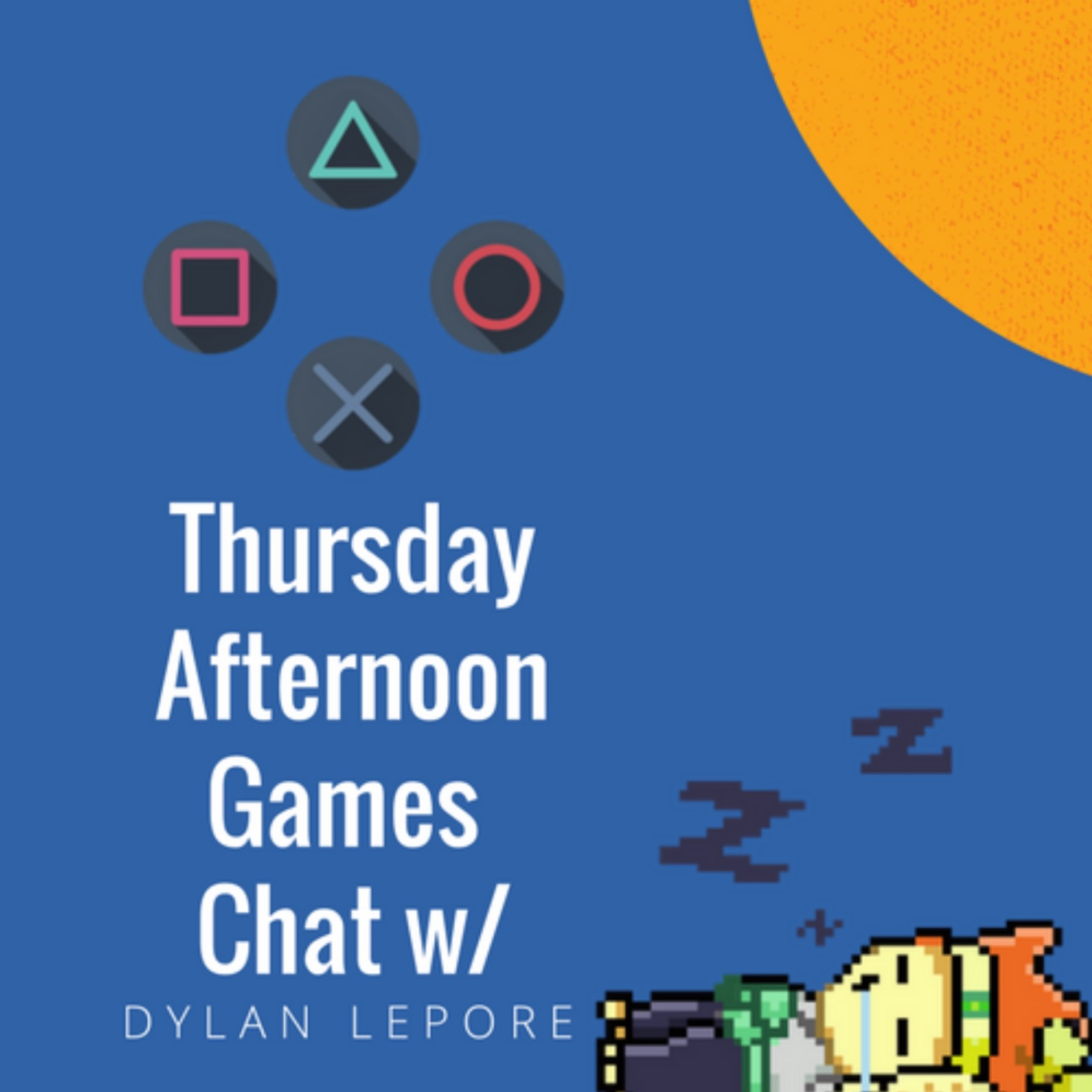 SPYRO REIGNITED TRILOGY | the Thursday Afternoon Games Chat W/ Dylan Lepore Ep. 4