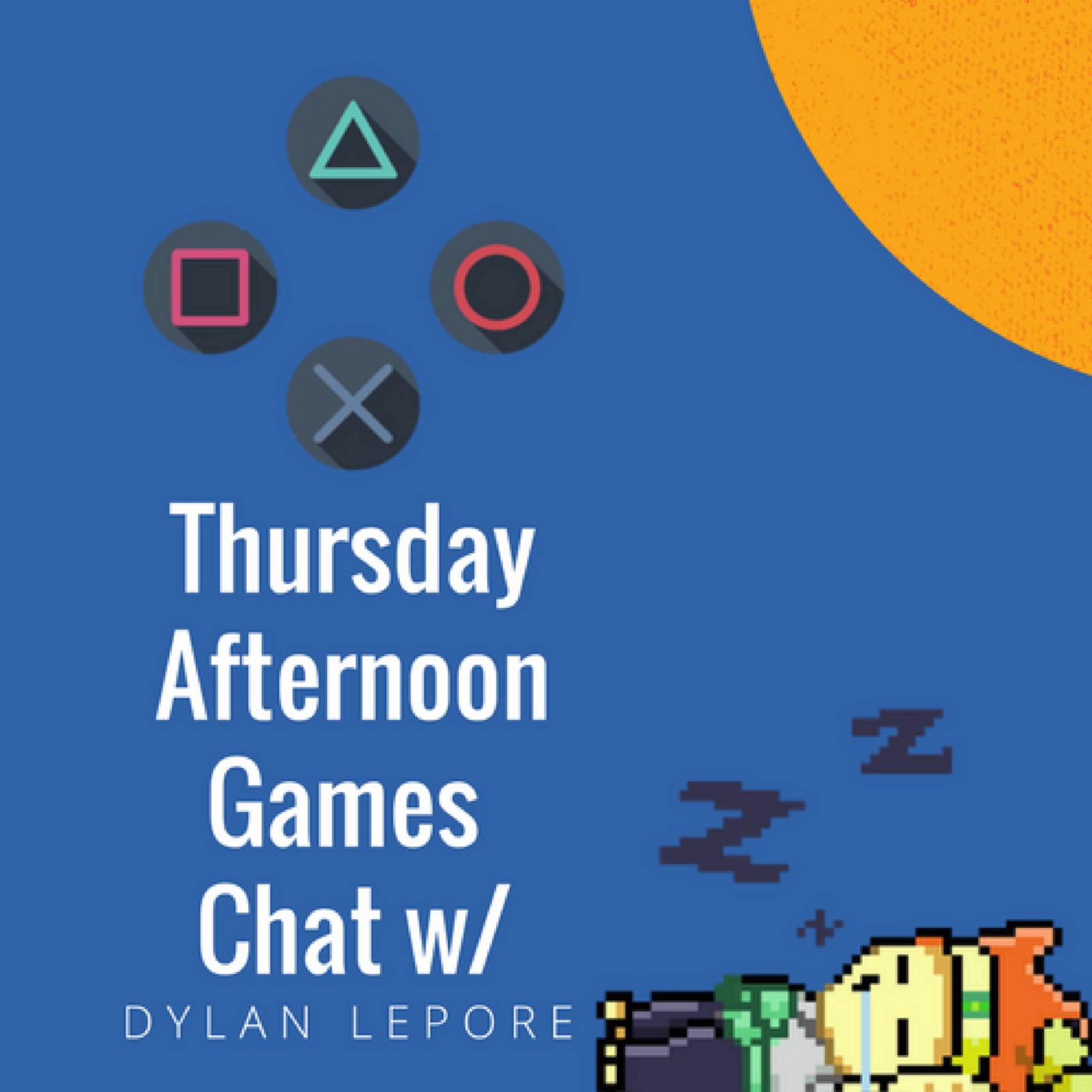 Horizon Zero Dawn - the Thursday Afternoon Games Chat W/ Dylan Lepore Ep. 3