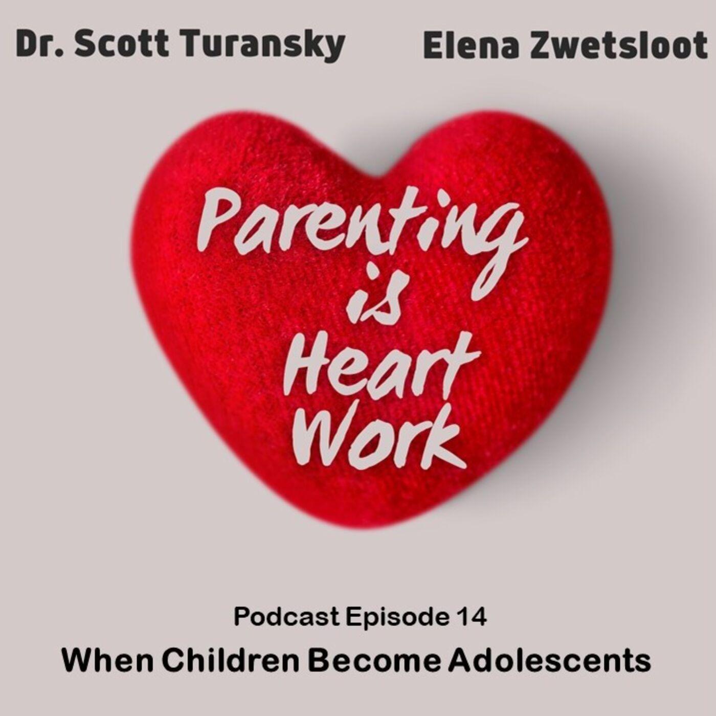 13. When Children Become Adolescents