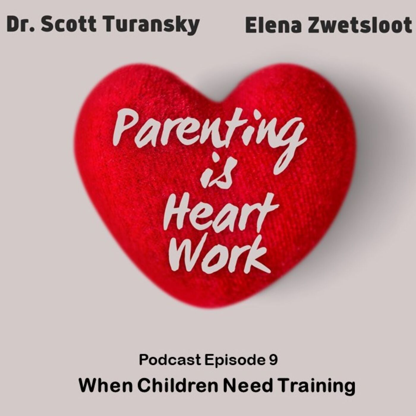 8. When Children Need Training
