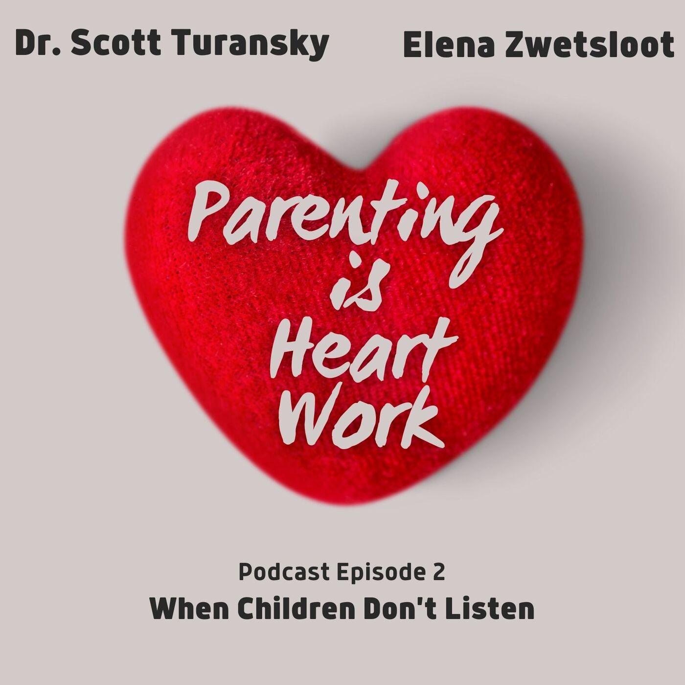 1. When Children Don't Listen
