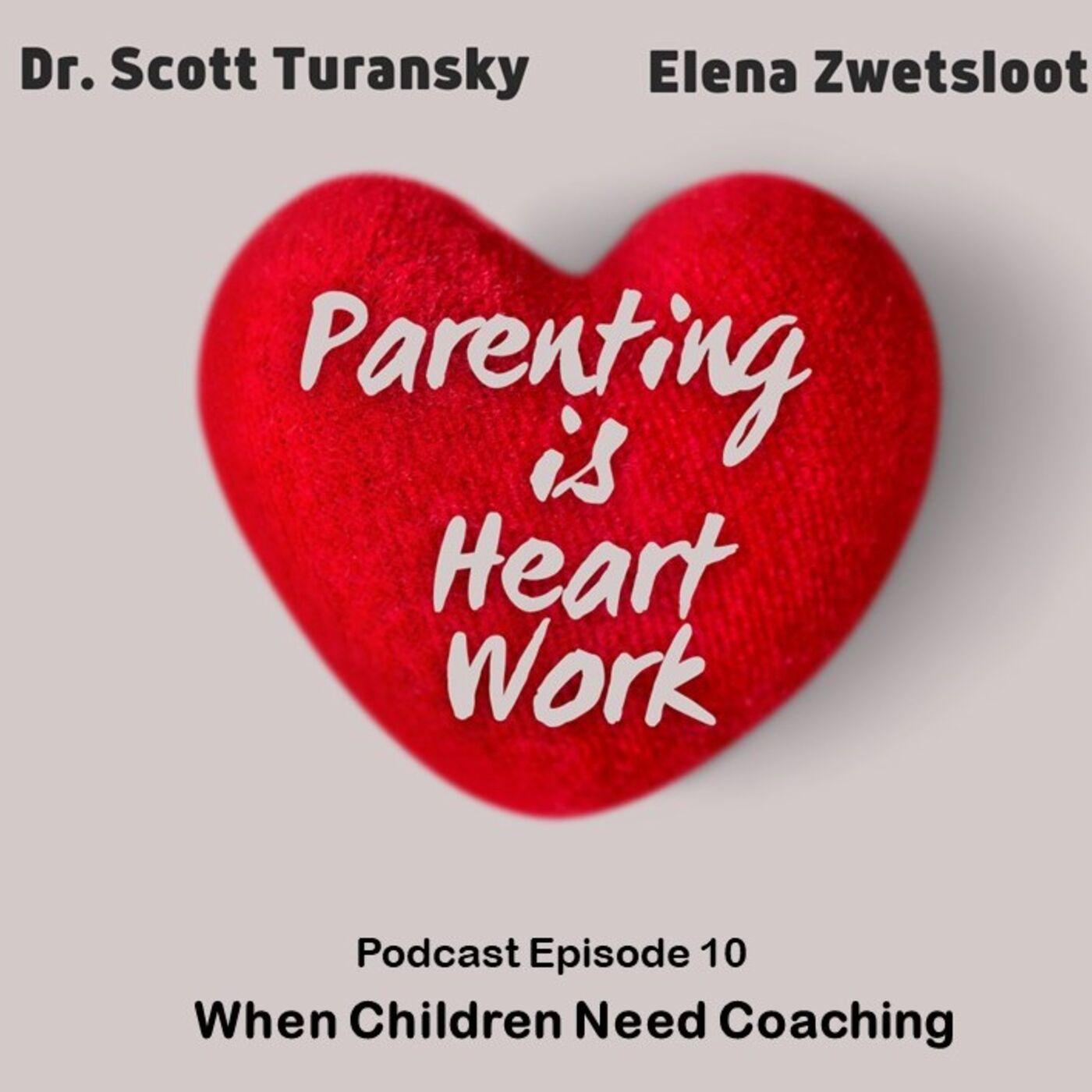 9. When Children Need Coaching