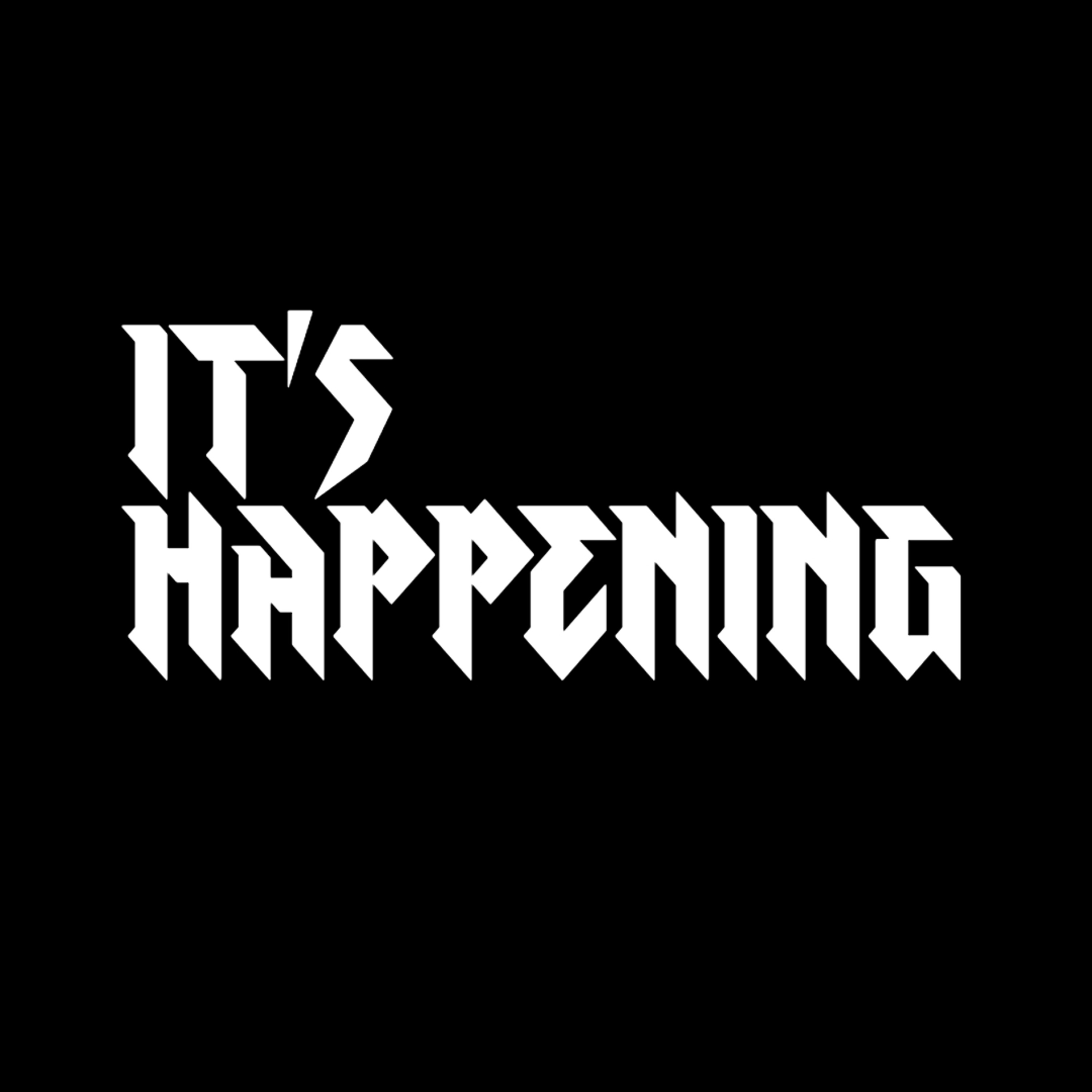 Introducing It's Happening Podcast