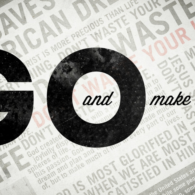 012 – Winning the World Through Discipleship