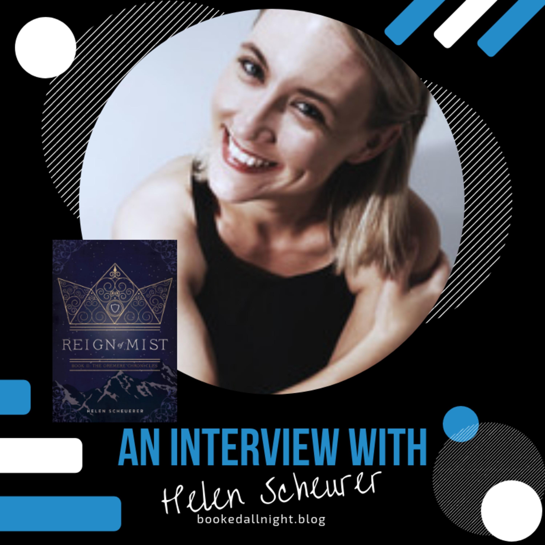 An Interview with Helen Scheuerer