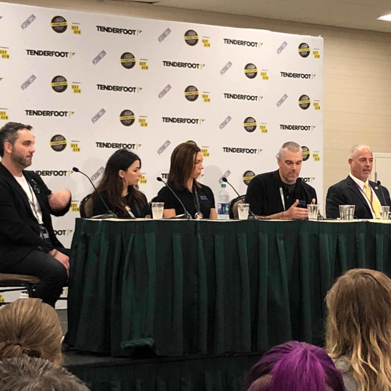 Crime Con 2019 Panel