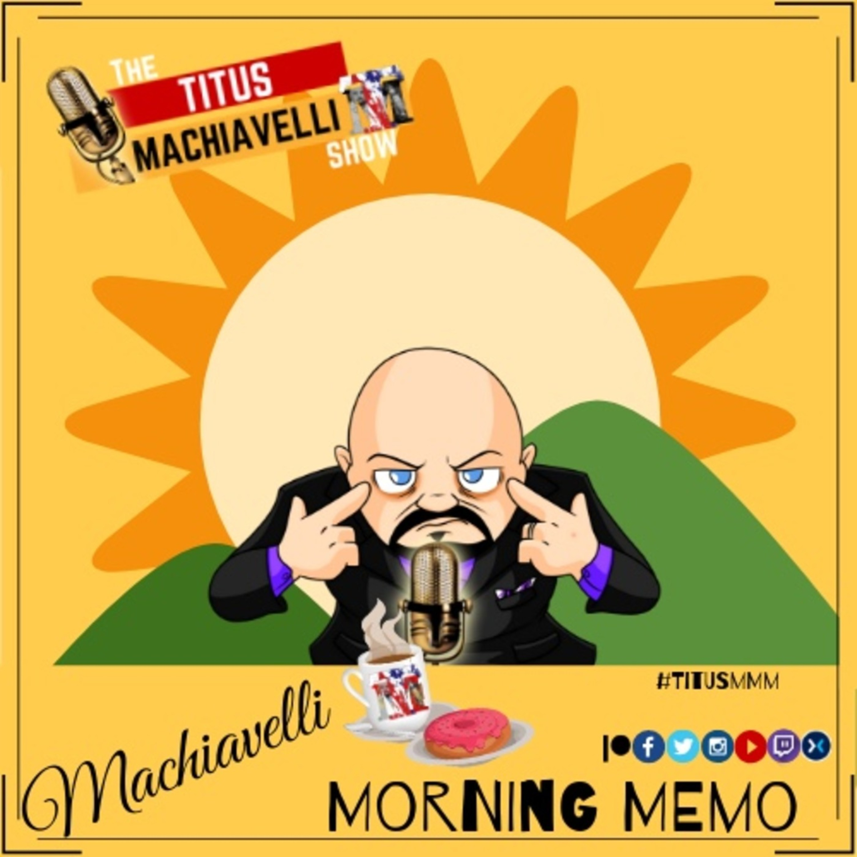 Machiavelli Morning Memo - July 23, 2019