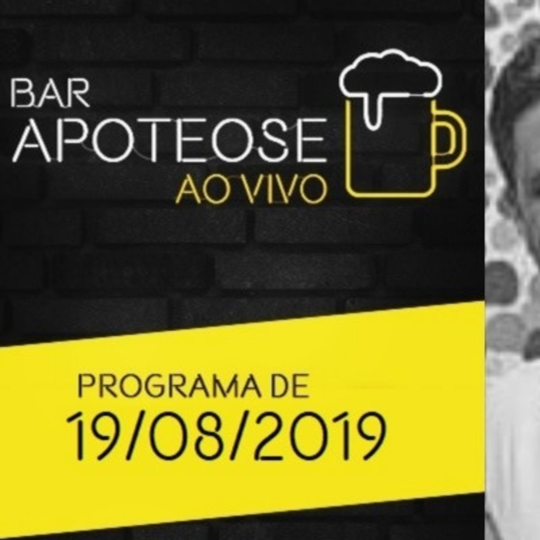 Bar apoteose Ao Vivo - 19/08/19