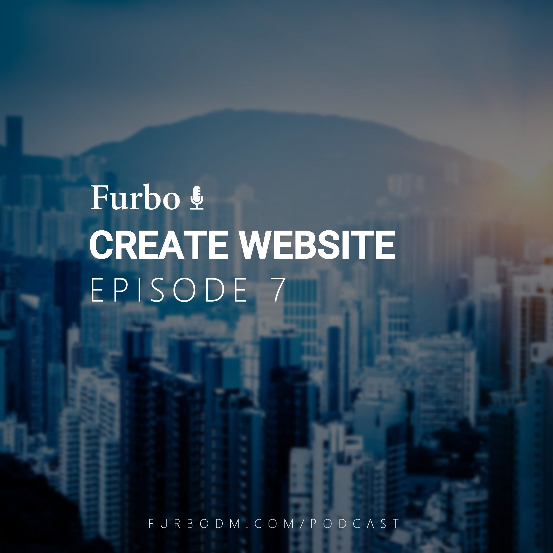 E7: Create Website