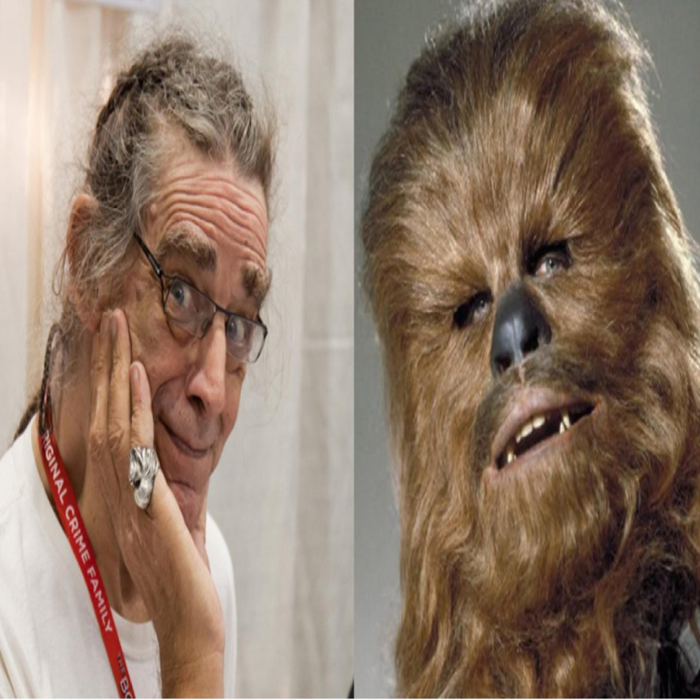 Peter Mayhew: RIP Chewbacca
