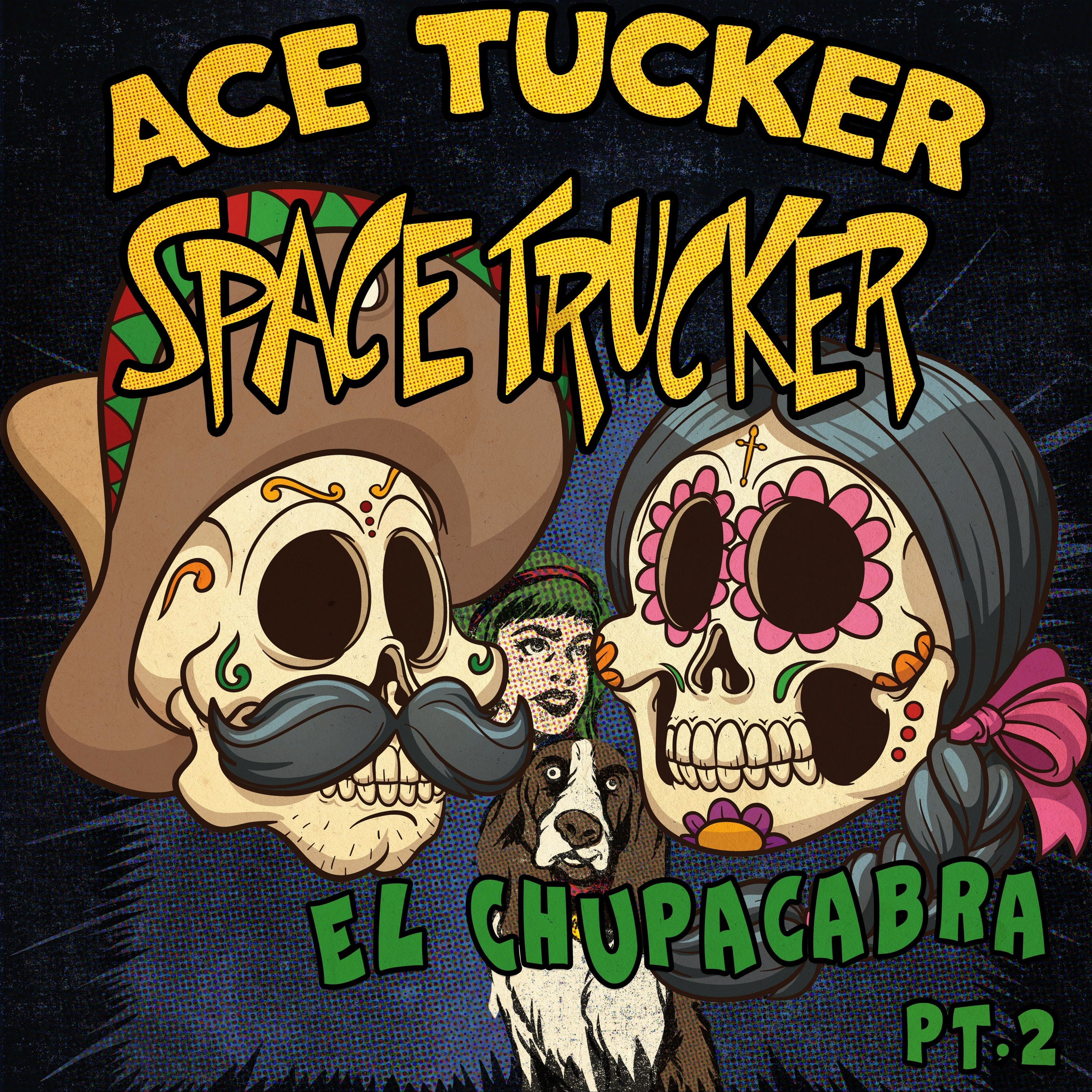 Ace Tucker Space Trucker