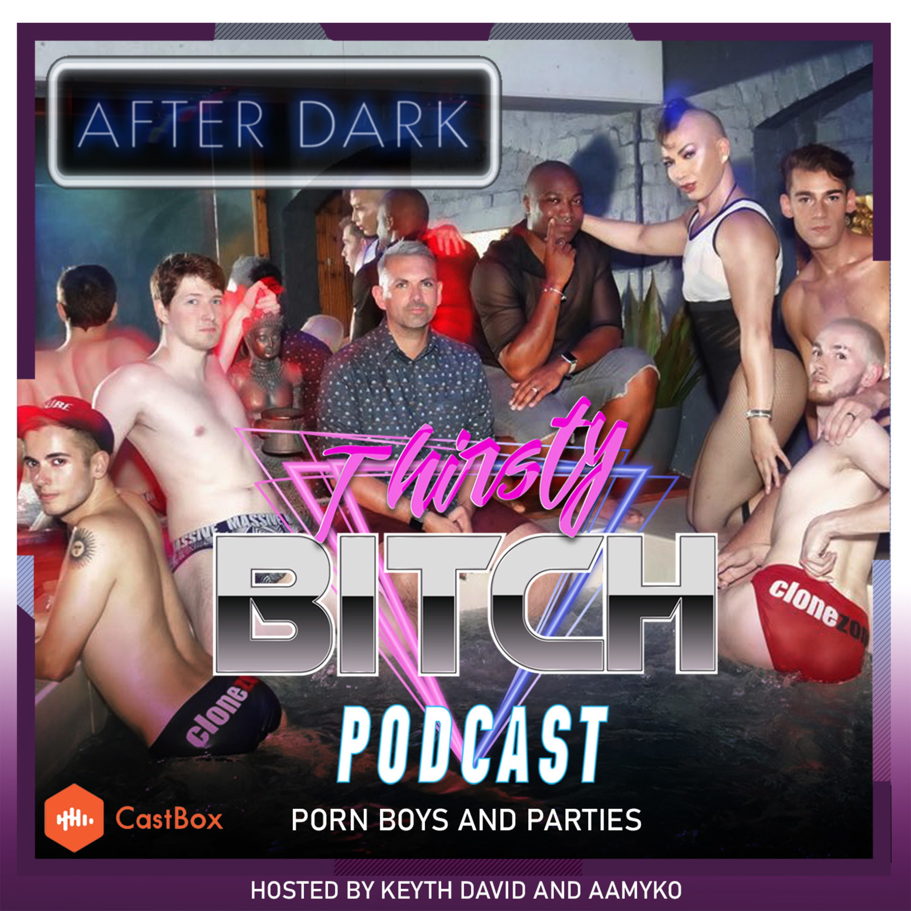 After Dark - Porn Boys and Parties LIVE