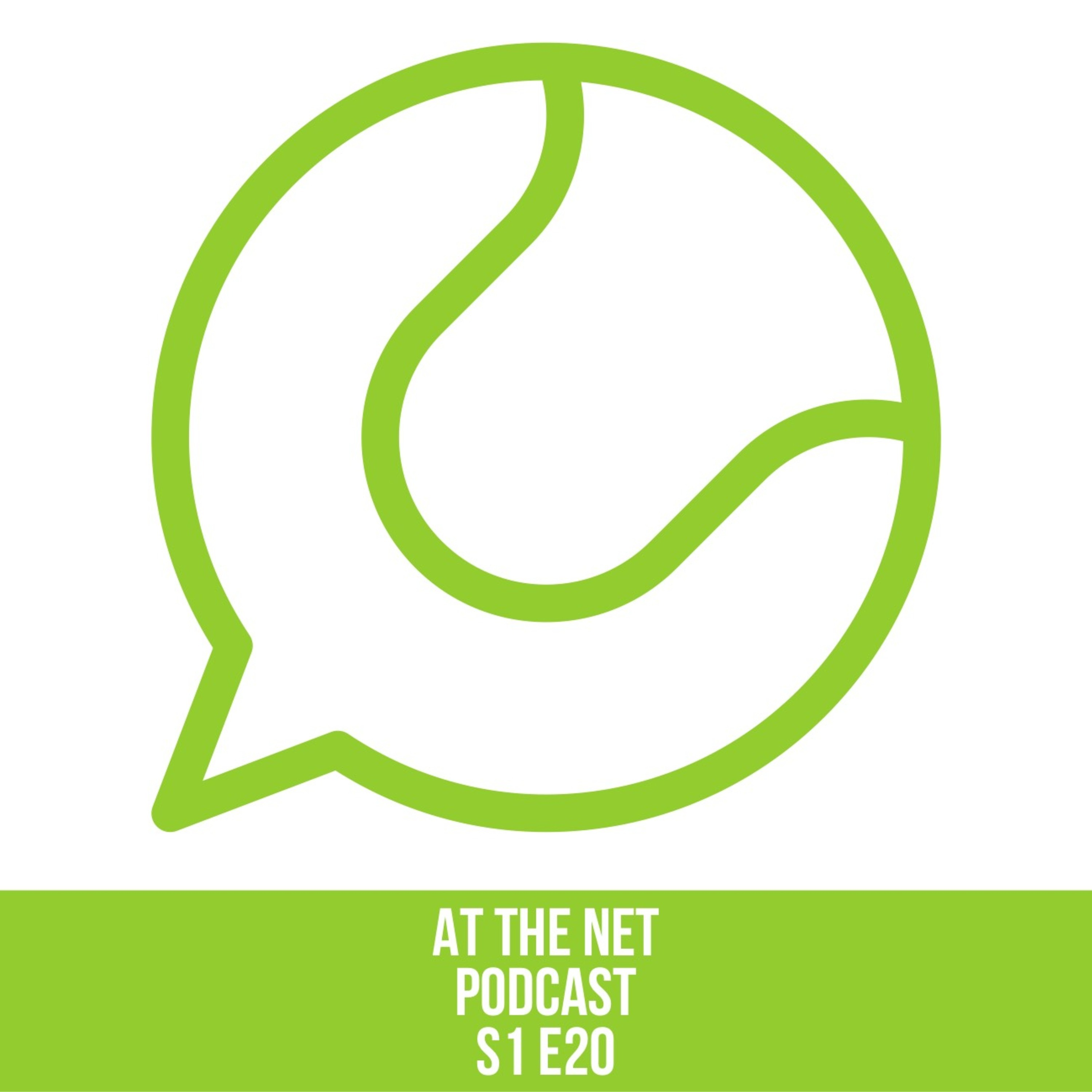 Episode 20: At The Net with Bill Riddle