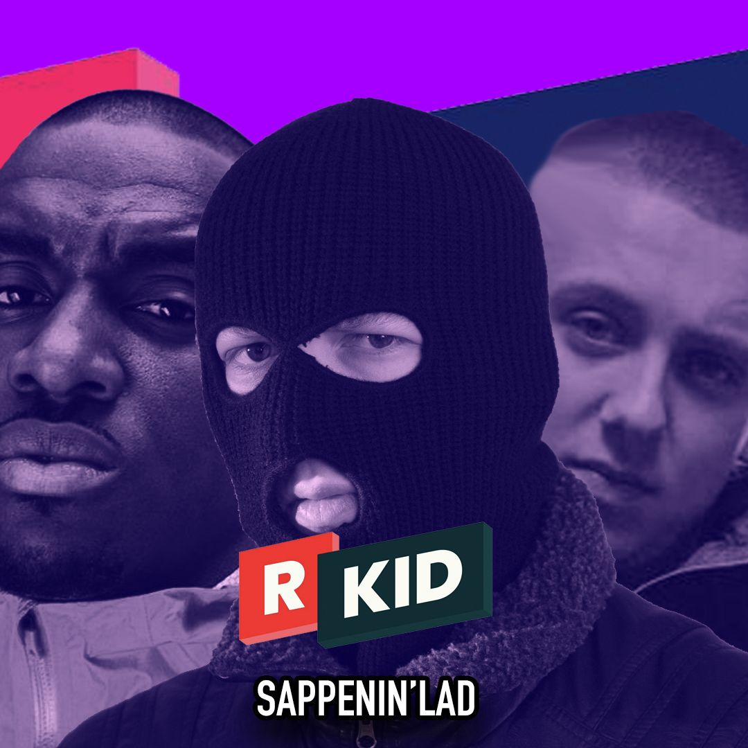 It's all this drill music now and rappers with names like Squirty Purple Head   R'Kid Podcast