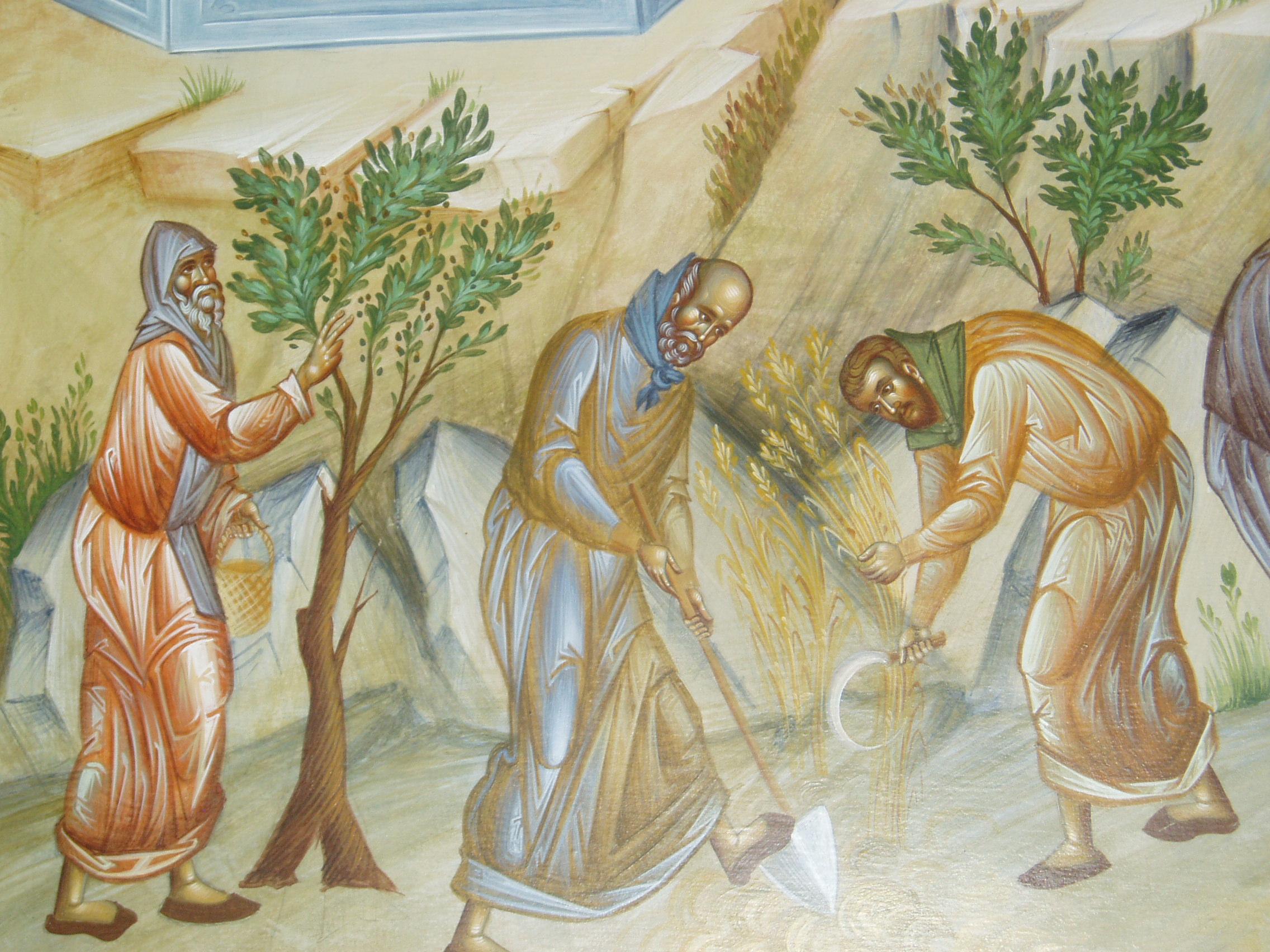 Jakso 2: Paasto ortodoksisessa kirkossa