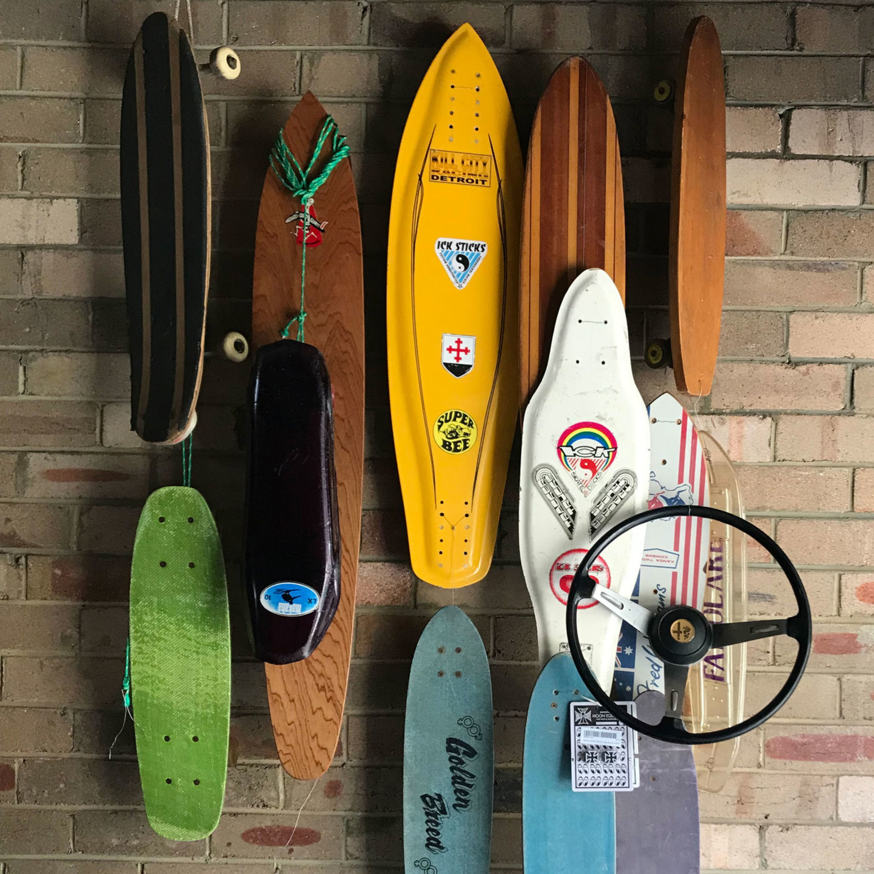 #14 - Skateboard collecting with Andrew Maunsell