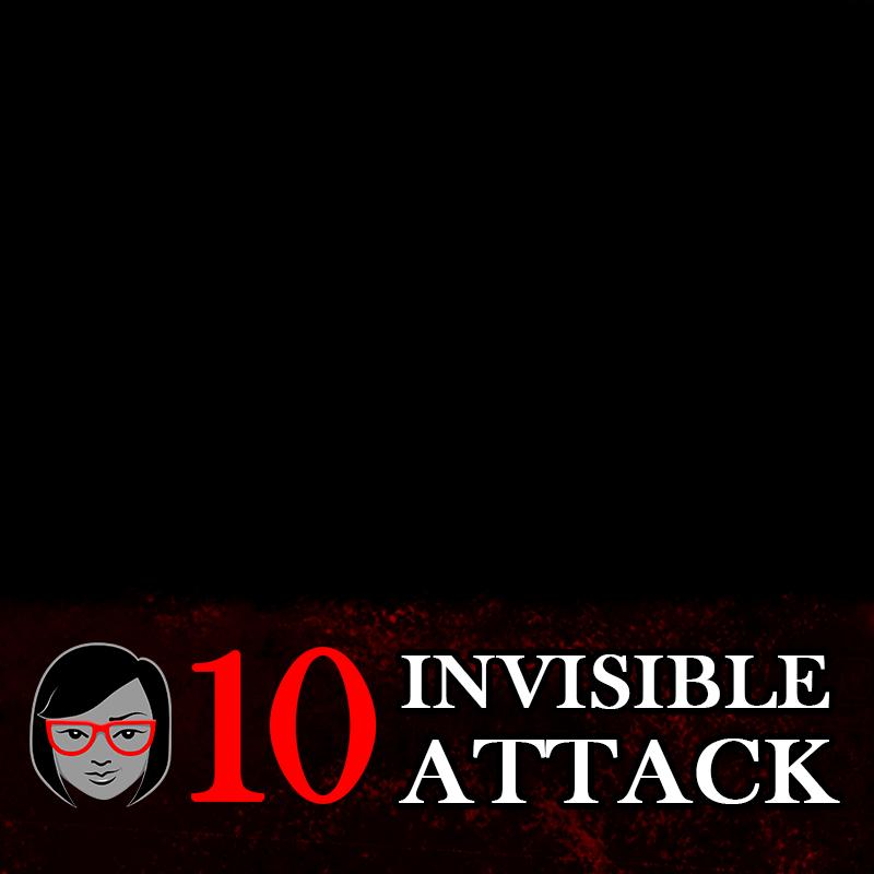 Invisible Attack