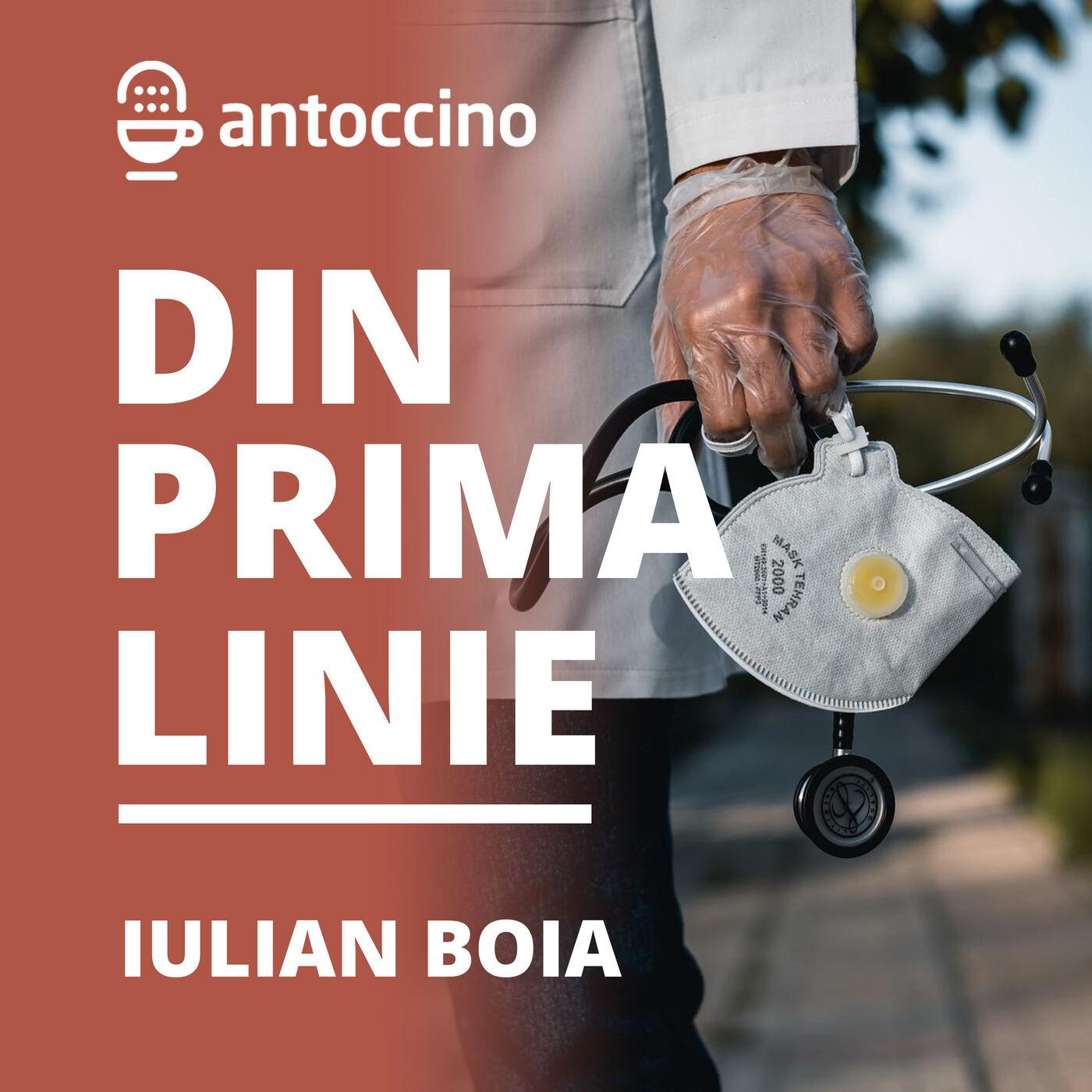 #3. Din Prima Linie - Iulian Boia #civica