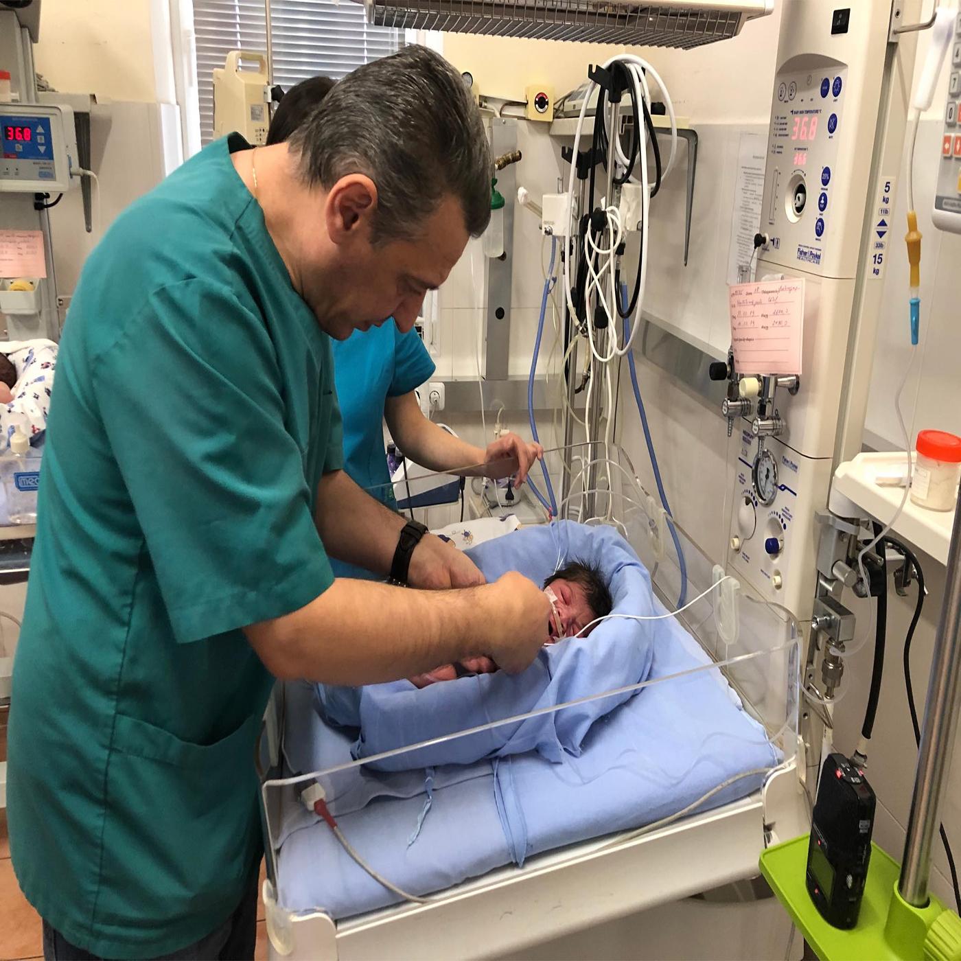 Նորածինների մահացության ցուցանիշների նվազմամբ տարածաշրջանում առաջատար ենք