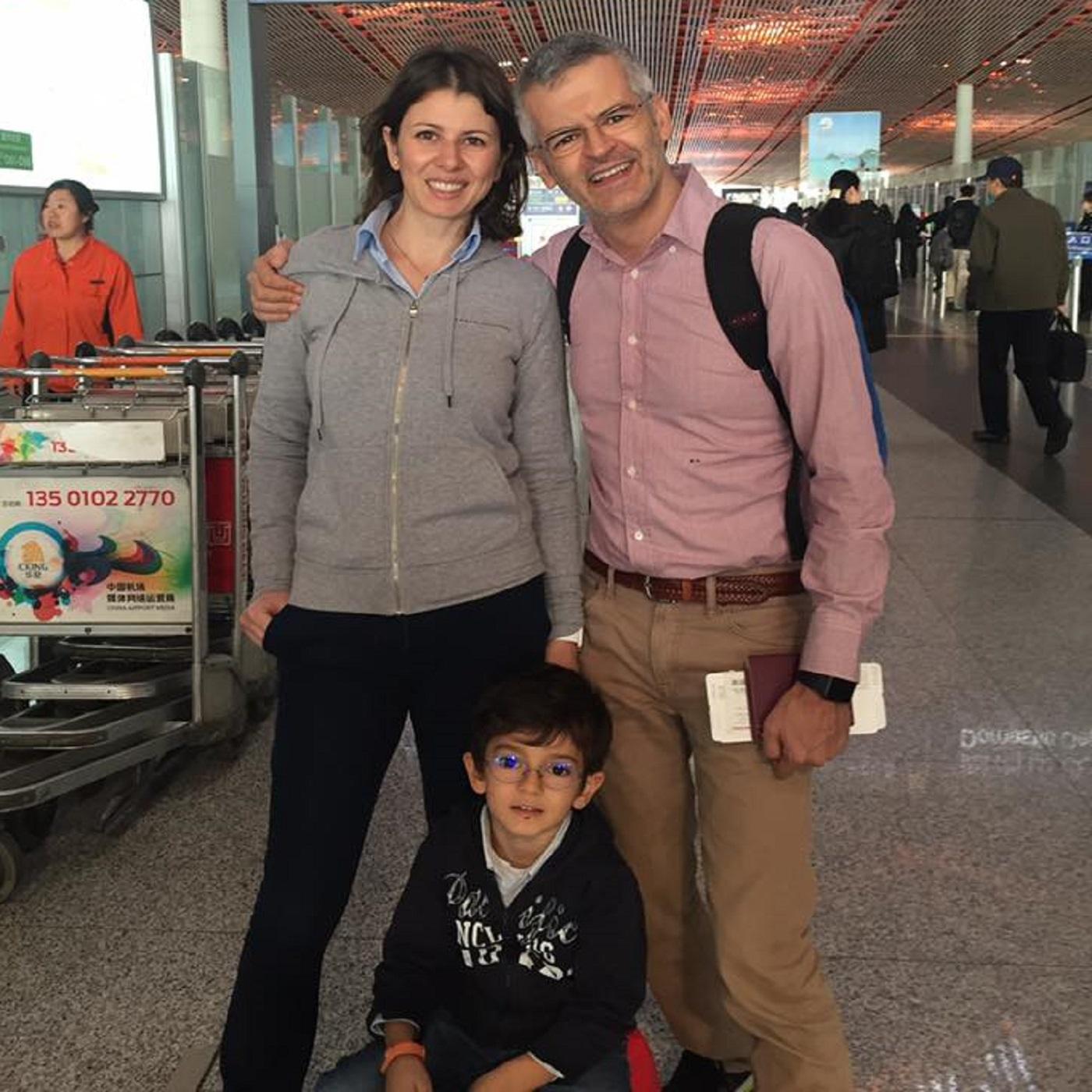 #2 WElcome to Armenia: the Armenian adventures of the Italian family