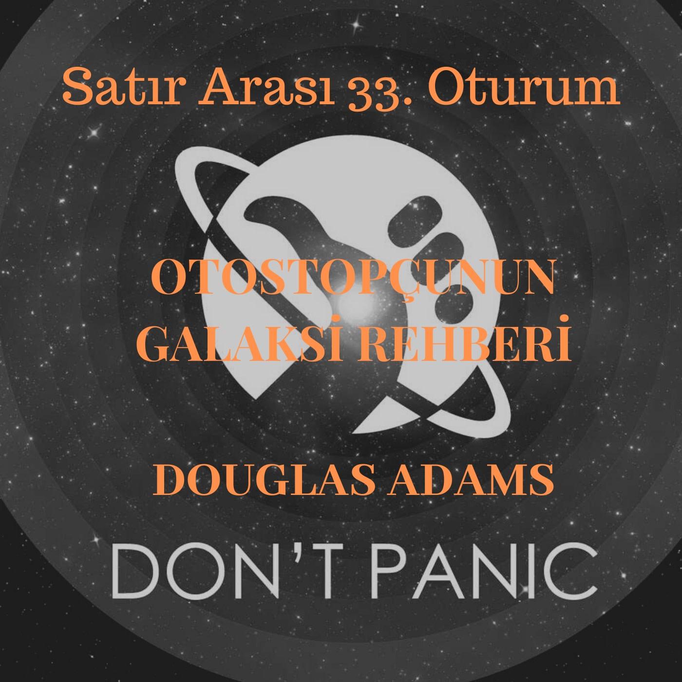 #33 Otostopçunun Galaksi Rehberi - Douglas Adams