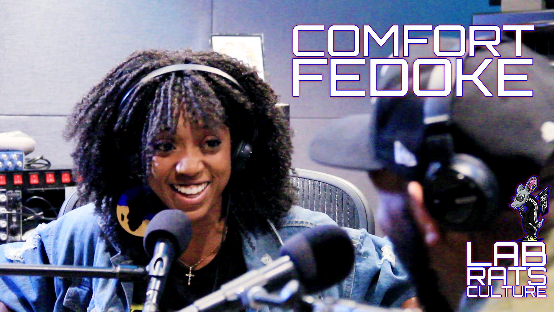 Lab Rats Culture Ep. 11 - Comfort Fedoke