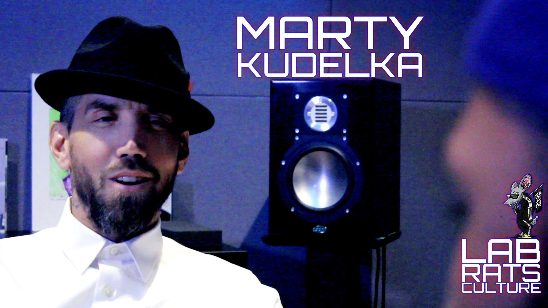 Lab Rats Culture Ep. 08 - Marty Kudelka