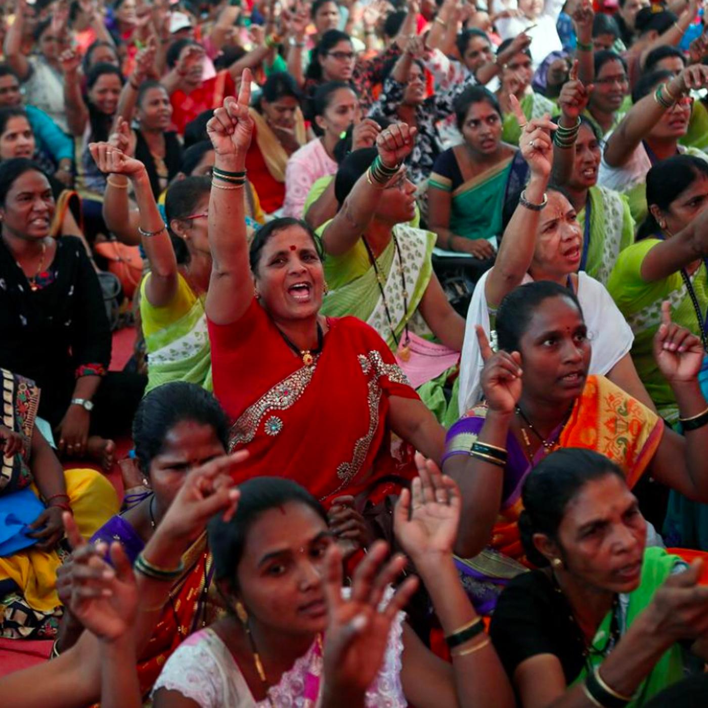 #17.2 Աշխարհի ցույցերը. Հնդկաստան (մաս 2)