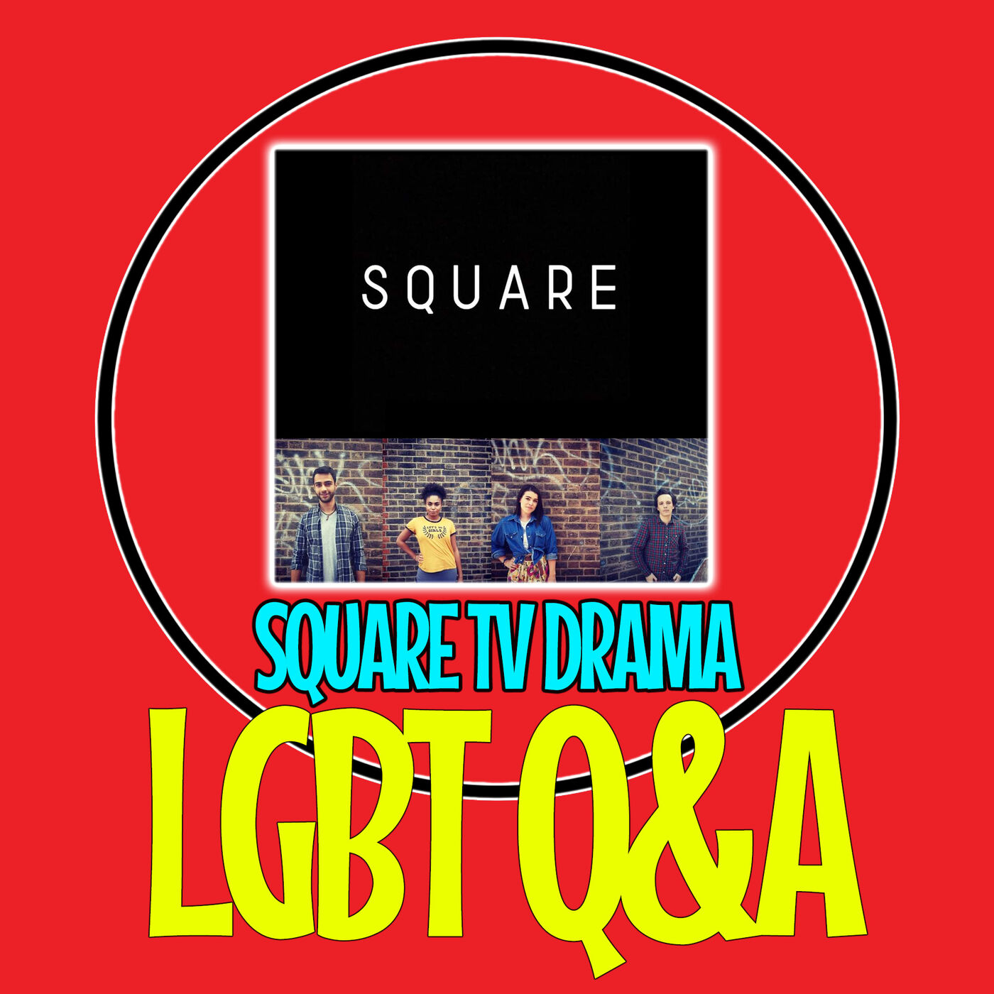 LGBT Q&A - 'Square' Fundraiser (Interview)