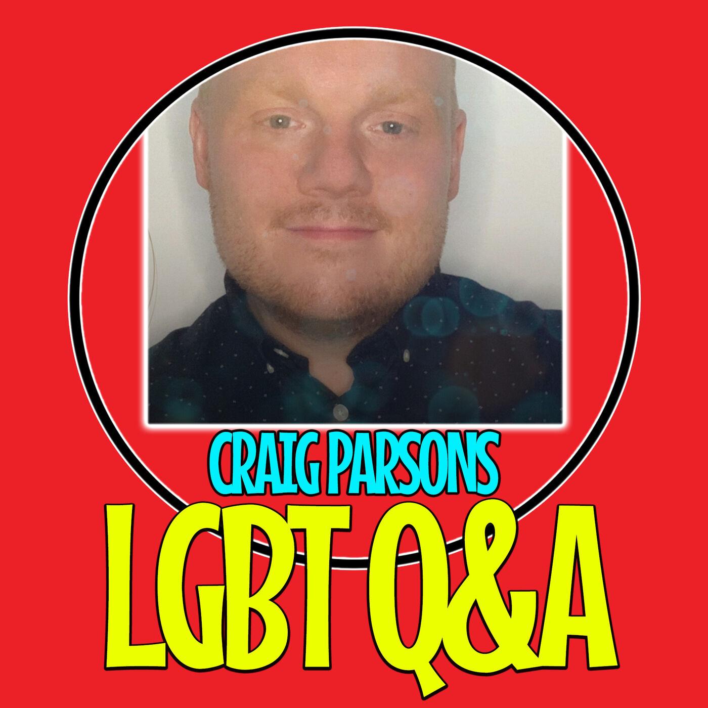 LGBT Q&A - Craig Parsons (Interview)