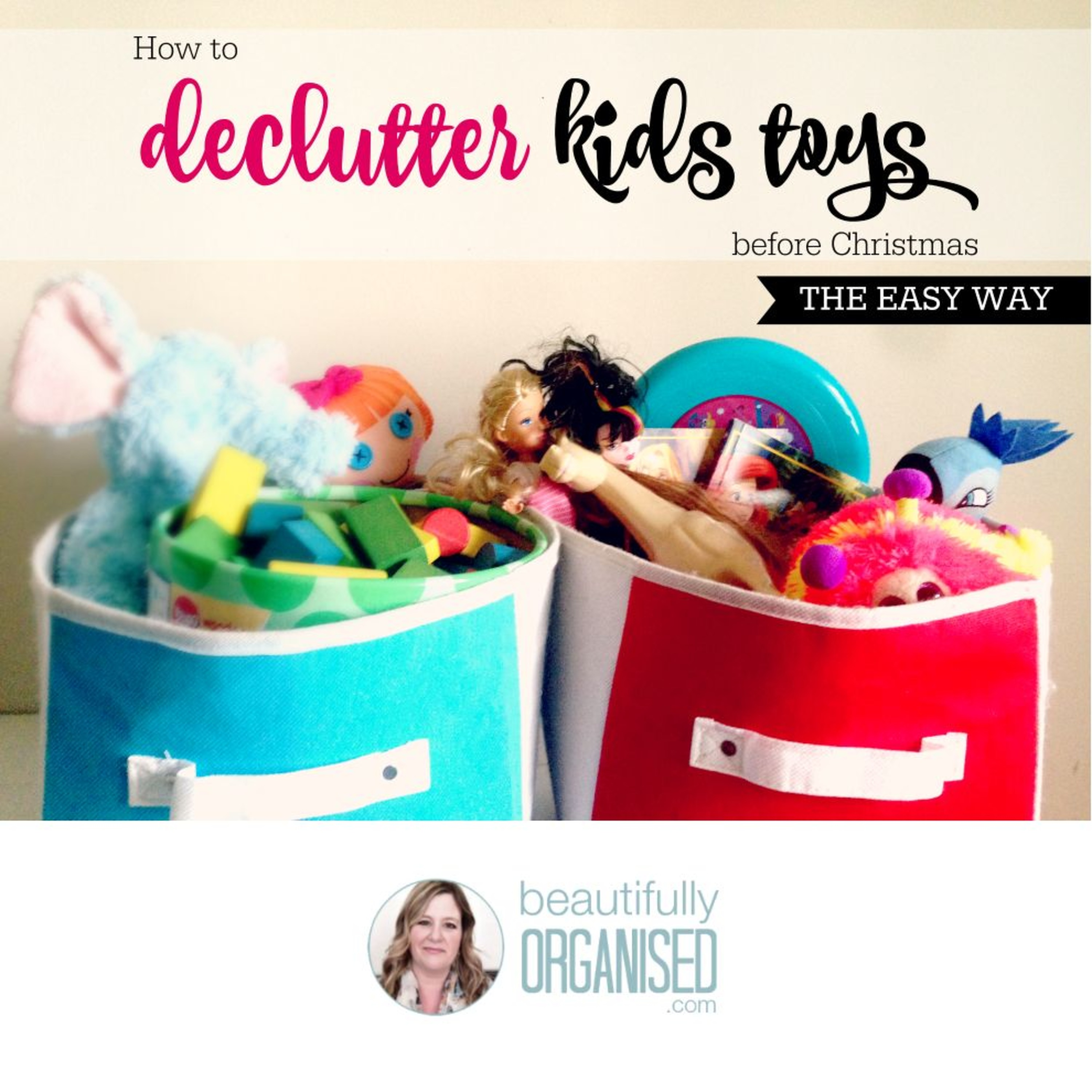 How To Declutter Your Kids Toys Before Christmas