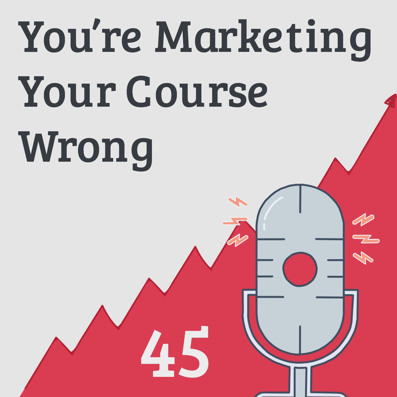Free Traffic: Your Course Marketing Sucks