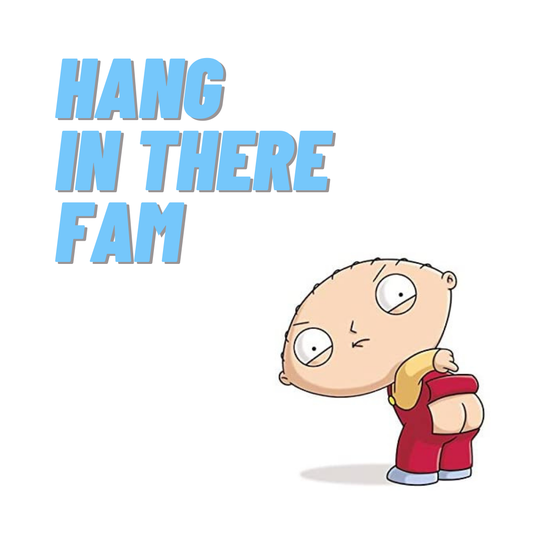 28. Hang In There Fam [ft. Dylan Palladino]