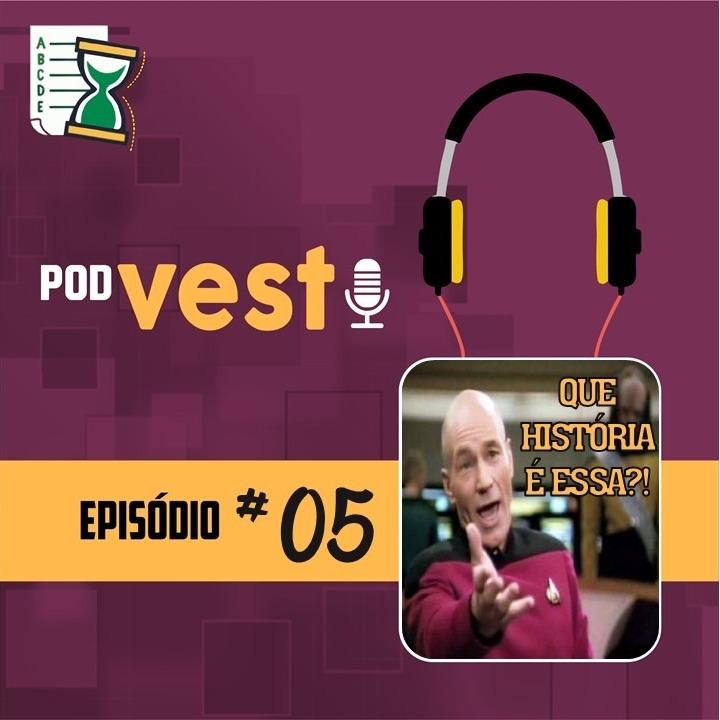 #05 - Somos resultado do passado | Podvest com Jhones Sousa
