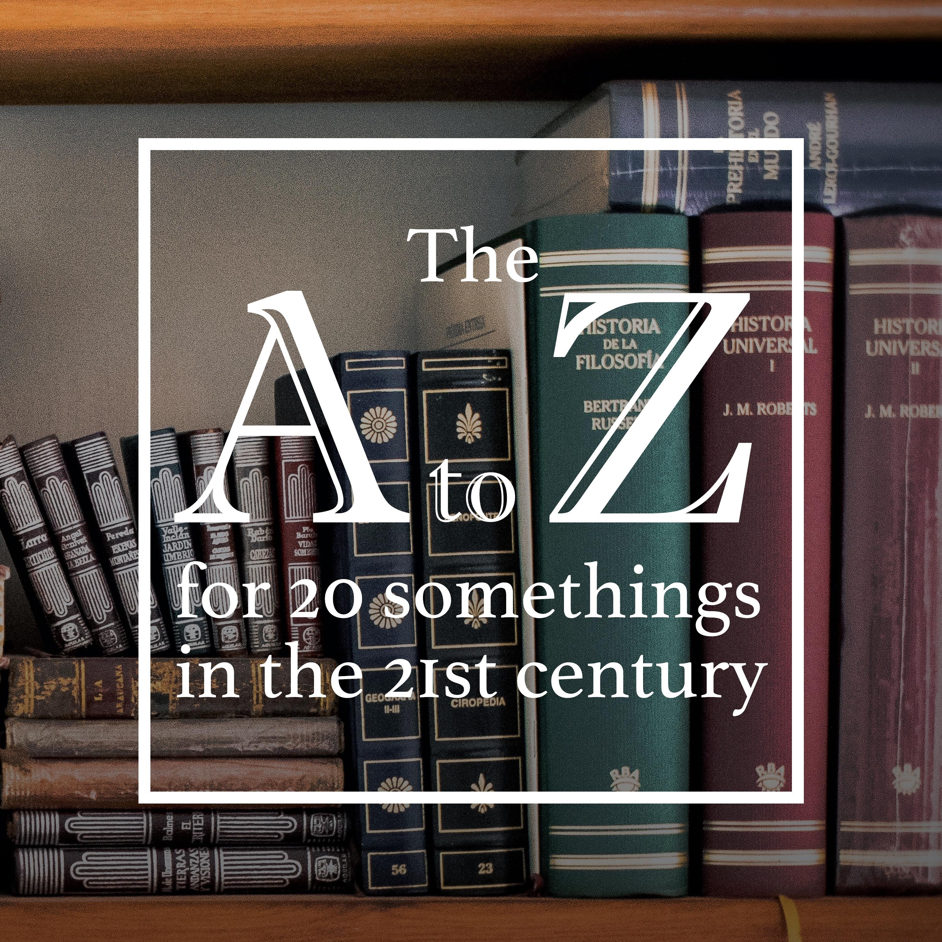 Episode 1: A Is For....