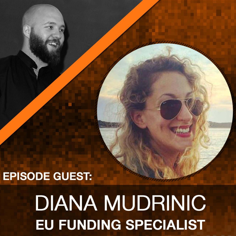 Freelance Talks Guest: Diana Mudrinić – EU Funding Specialist