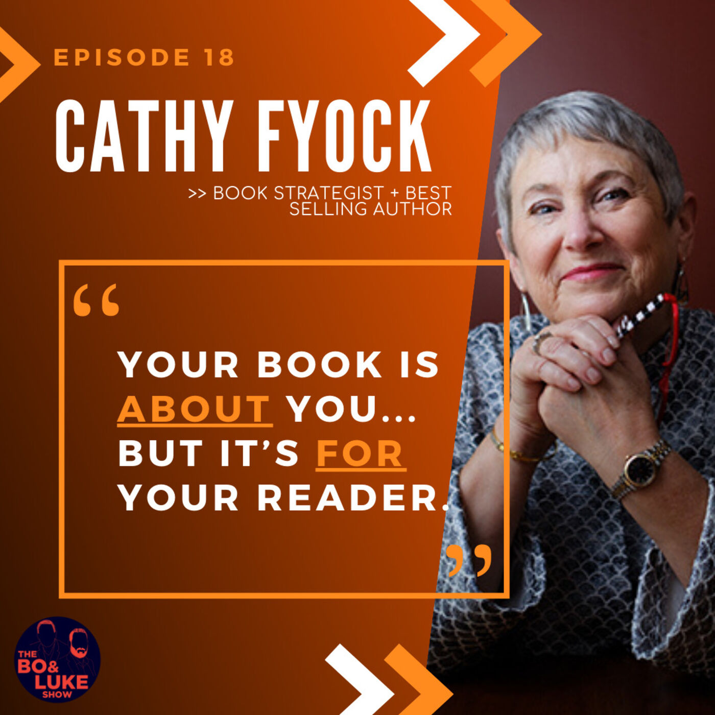 The Business Book Strategist - Cathy Fyock
