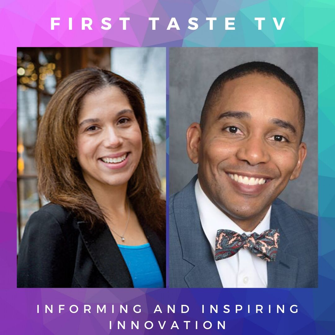 Informing and Inspiring Innovation with Amanda Venezia and Marlon Gordon