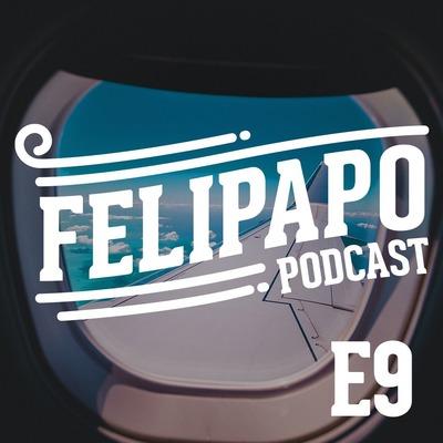 FELIPAPO #09 - VIAGEM AO BRASIL 2017!!!